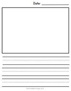 The Write Stuff Year Long Writing Journals For Kindergarten And 1st Teacherspayteachers