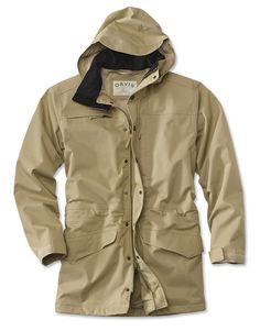 Just found this Waterproof Sporting Jacket for Men - Sandanona Waterproof Jacket -- Orvis on Orvis.com!