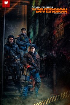 Cool Short: The Diversion - Tom Clancy's The Division Fan Film