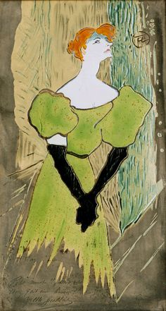 Toulouse Lautrec http://www.garybruderfineart.com/restricted/tinymce/jscripts/tiny_mce/plugins/imagemanager/files/YvetteGuilbertCeramic.jpg
