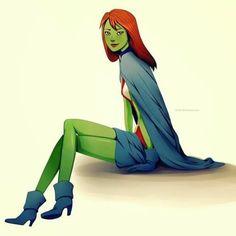 Young Justice: Miss Martian One of my favorite cosplays I do all the time! Dc Comics Women, Comics Girls, Marvel Dc Comics, Superboy And Miss Martian, The Martian, Gi Joe, Batman, Talia Al Ghul, Desenhos Cartoon Network