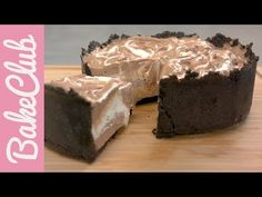 No bake Nutella-Swirl-Kuchen Food And Drink, Make It Yourself, Baking, Youtube, Desserts, Low Carb, Craft, Pies, Chef Recipes