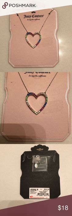 Juicy Couture Necklace New with tags Juicy Couture Jewelry Necklaces