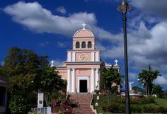 Moca - Iglesia de Nuestra Senora de La Monserrate