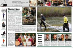 "HOT OFF THE PRESS 2014 // ""Kabekonian,"" Stillwater Area High School [MN]"