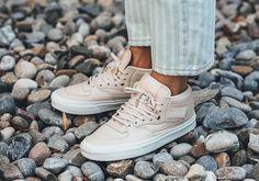 "#sneakers #news  The Vans Half Cab Goes ""Whisper Pink"""