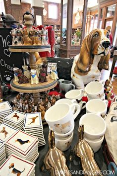 A Tour of The Pioneer Woman Mercantile in Pawhuska, Oklahoma Pioneer Woman Roast, Pioneer Woman Kitchen, Pioneer Woman Recipes, Pioneer Women, Pawhuska Oklahoma, Dog Bag, All I Ever Wanted, Travel Oklahoma, Ree Drummond