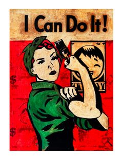 i can do it woman