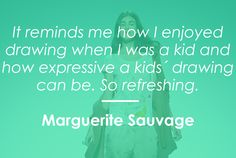 Marguerite Sauvage is one of the artists who voluntarily created a Face This tee with the drawings made by the Indonesian kids. Creating chic modern illustrations that capture the lifestyle of today's trendsetters Margeurite´s illustrations quickly seduced titles and brands such as Elle, Cosmopolitan, Le Figaro, Reader Digest, Louis Vuitton, LVMH, L'Oréal, PlayStation, Apple and Marie Claire.