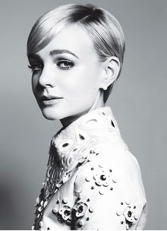 Carey Mulligan - I love this woman.