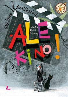 Okładka książki Ale kino