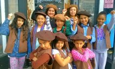 In California, a new breed of Brownie is learning about social justice instead of sewing, empowering young girls marginalised by the mainstream. Hannah Giorgis reports