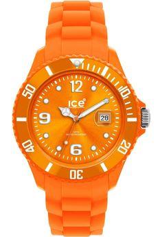 Montre Ice-Watch Sili Forever Orange Unisex