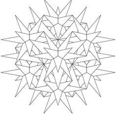 Mandala - 999 Coloring Pages