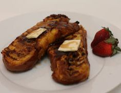 Grilled french toast for those early morning tailgates!