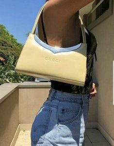 Purses Main Material: PU Type: Totes Types of bags: Handbags & Crossbody bags Material that is lining Number of Handles/Straps: None Style: Fashion Gender: Women Pattern Type… Mode Vintage, Vintage Bags, New Balenciaga, Sacs Design, Bag Women, Fashion Bags, Womens Fashion, Style Fashion, Gucci Fashion