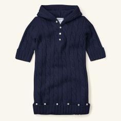 Cashmere Bunting - Baby Boy Outerwear & Jackets - RalphLauren.com