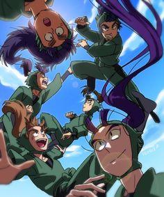 六年いろは Cool Pins, Ninja, Animation, Cool Stuff, Anime, Fictional Characters, Cook, Recipes, Rezepte