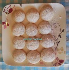 jellyfish cookies: Un kurabeyesi