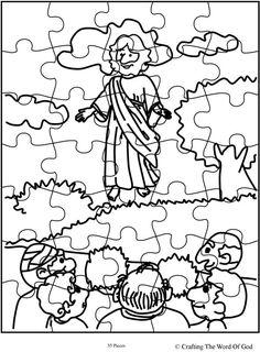 11 Best Ascension Of Jesus Images Sunday School Crafts Ascension