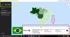 1 | Rurais declaram 15 milhões de hectares em TIs e UCs | Onze milhões de hectares em Terras Indígenas. Isto foi o que os proprietários de terra no Brasil informaram possuir, até dezembro, no Cadastro Ambiental Rural (CAR). Quase 4 milhões de hectares em Unidades de Conservação. Também conforme os próprios fazendeiros, ou supostos fazendeiros, nos dados do CAR disponíveis na internet.