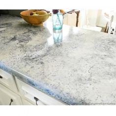 White Diamond Giani Stone Paint for Countertops