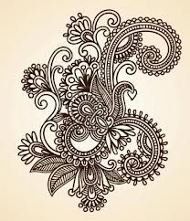 I reaaaly want a dead intricate tattoo like the traditional henna style that women have on their hands, its so beautiful!