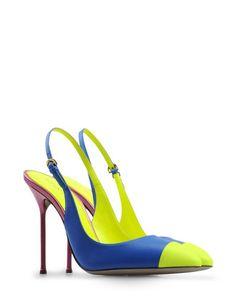 Chaussures à brides - SERGIO ROSSI Printemps-été 2012