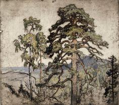 Finnish National Gallery - Art Collections - Koli