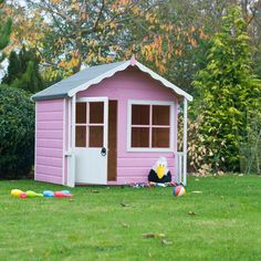 Kitty 5X4 Playhouse - Assembly Required | Departments | DIY at B&Q
