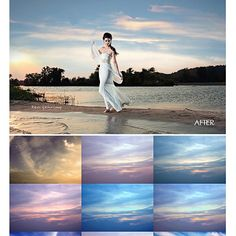 New England Sky Overlays Add beautiful sky backgrounds to your photos.  Size 48″ x 32″ High Resolution JPEG overlays