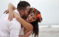 Jasmin and Adam commitment wedding in bali