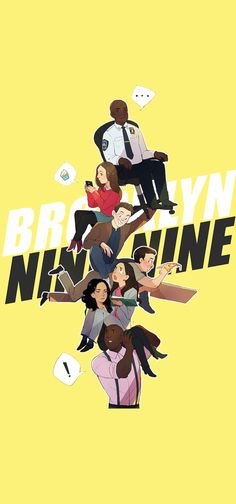 brooklyn 99 lockscreens | Tumblr