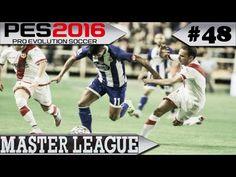 PES 2016 Master League #48 La Coruña x Rayo Vallecano
