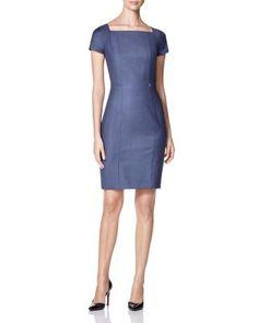 BOSS Dasoni Sheath Dress | Bloomingdale's