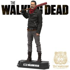NEGAN  The Walking Dead TV McFarlane Color Tops 7 Action Figure  NEW/PREORDER
