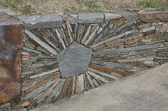 Micro Tourism Pictures: NE Portland rock wall