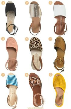 32 Best Beautiful Avarcas images | Sandals, Fashion, Shoes