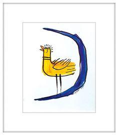 Birds Collection / Acrylic on Board / MohammadReza Sabokro