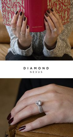 High quality, eco-friendly jewelry that she will absolutely adore. Explore the new styles, metal types, and of course, the Contemporary Nexus Diamond. Only at Diamond Nexus.