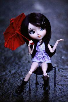 Curated by Suburban Fandom, NYC Tri-State Fan Events… Anime Dolls, Blythe Dolls, Girl Dolls, Barbie Dolls, Pretty Dolls, Beautiful Dolls, Bratz, Cartoon Clip, Gothic Dolls