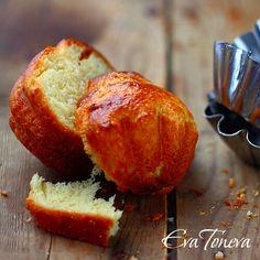 Soft and crusty Brioche #recipe