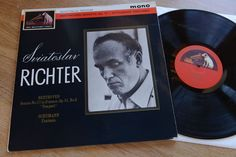 Beethoven Schumann RICHTER HMV ALP 1881 LP mono