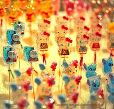 Candy on a Stick. (Hirosaki Japan). © Glenn Waters. Over 31,000 visits to this photo. Thank you. | Flickr - Photo Sharing!