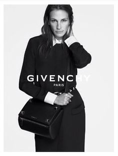 Fashion-campagne: Givenchy  Julia Roberts