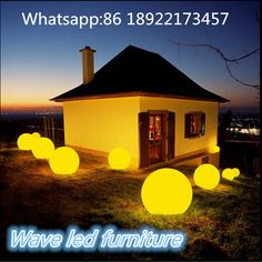 Contact me for a free sample. Led ball