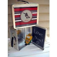 Personalized Kids Lunch Box