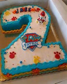 Torta de Paw Patrol. Genial para una celebración temática.#Pawpatrol #tarta