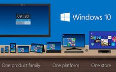 Windows 10 free to download from July 29 - THE TELEGRAPH #Windows10, #Microsoft, #Tech