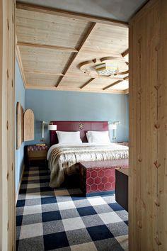 O mais elegante dos Alpes franceses Conheça a sofisticação do hotel L'Apogée